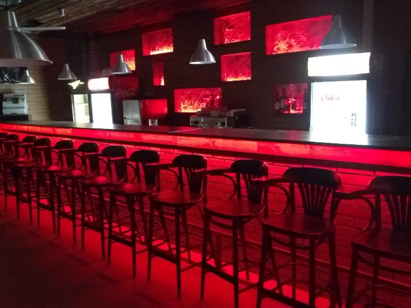 Видеонаблюдение в кафе, барах и ресторанах