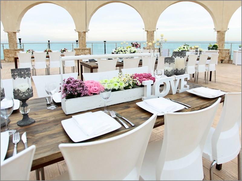 Интерьеры ресторанов Израиля