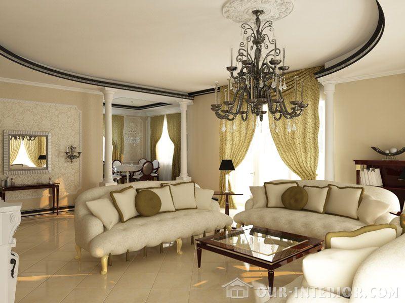 Дизайн интерьера загородного дома ...: www.our-interior.com/interier-zagorodnogo-doma.html