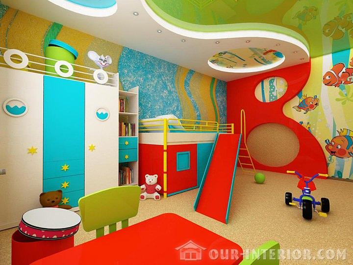 1 - Pintura habitaciones infantiles ...