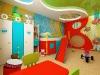 Интерьер детской комнаты для двух детей, фото