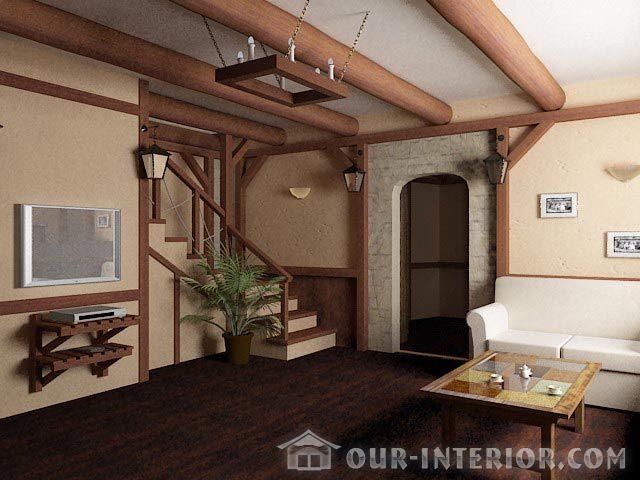 Внутренний ремонт частного дома своими руками дизайн