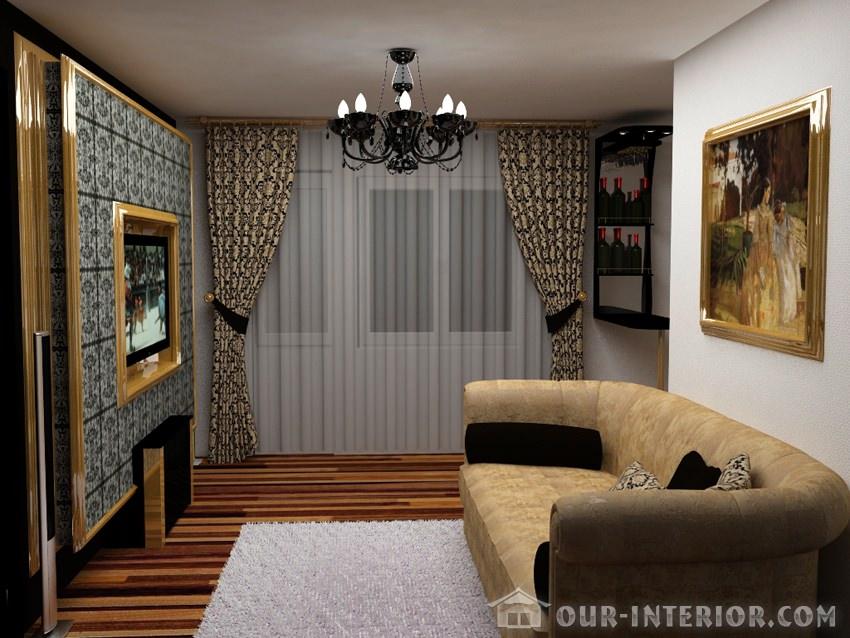 Фото старых интерьеров зала