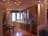 Интерьер кухни размером 8 кв. м., фото