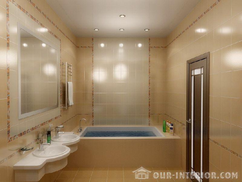Фото дизайнов ванных комнат 97