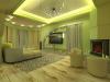 Красивый и современный интерьер гостиной, фото