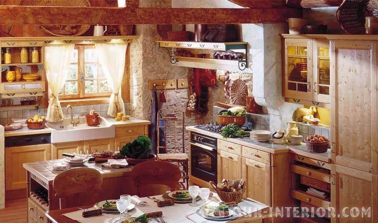 фото кухни в украинском стиле фото