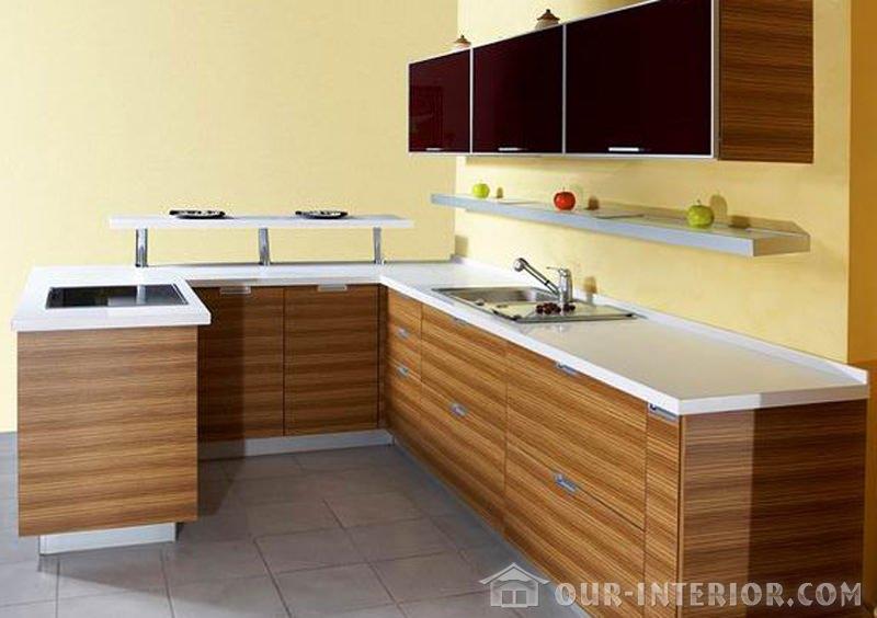 Красная кухня – смело для смелых эксклюзивно на
