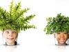 Модный интерьер – оригинальные предметы интерьера! Фото горшков для комнатных растений «Good! Creative»