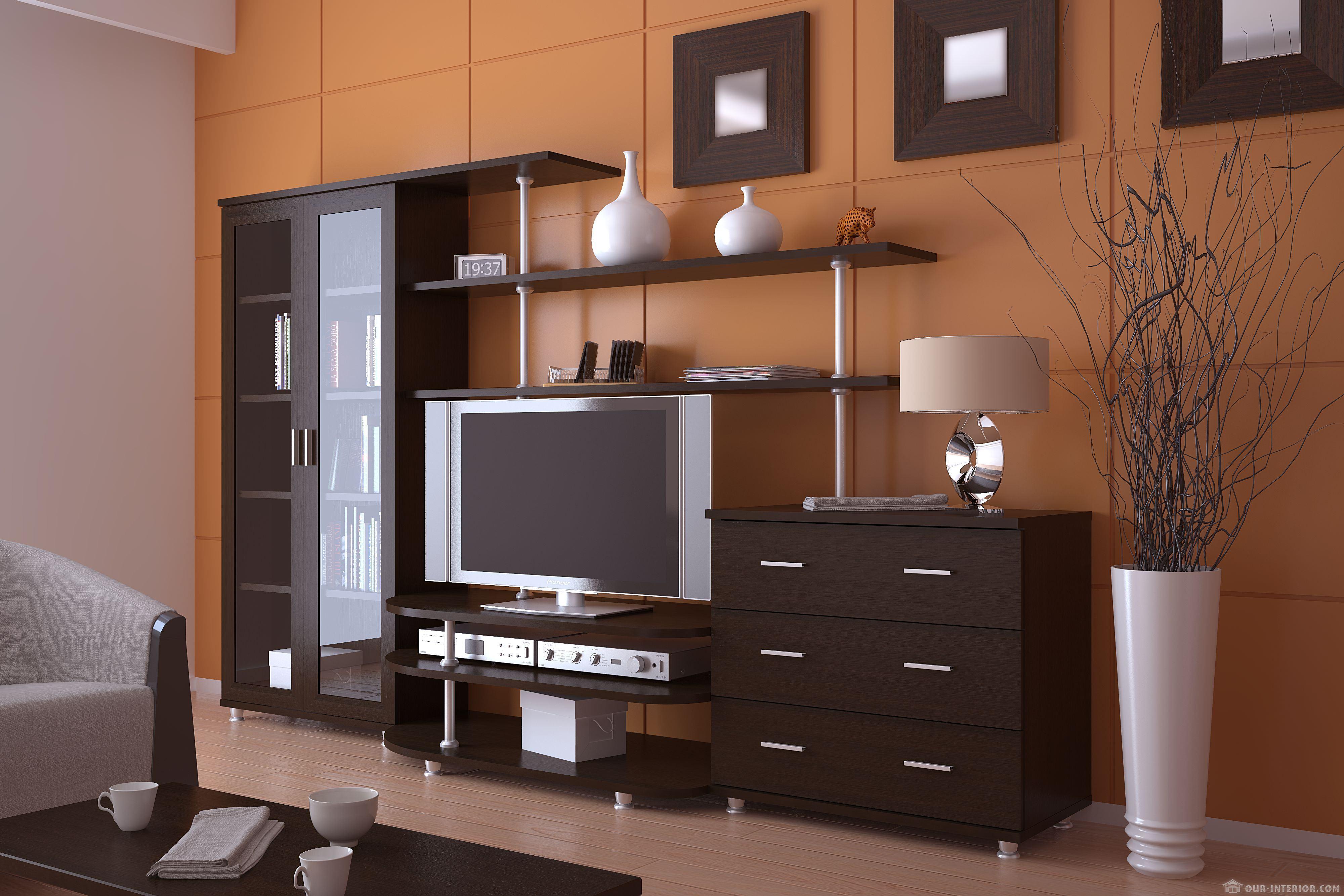 Корпусная Недорогая Мебель Для Гостиной
