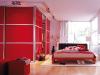 Красная спальня, фото
