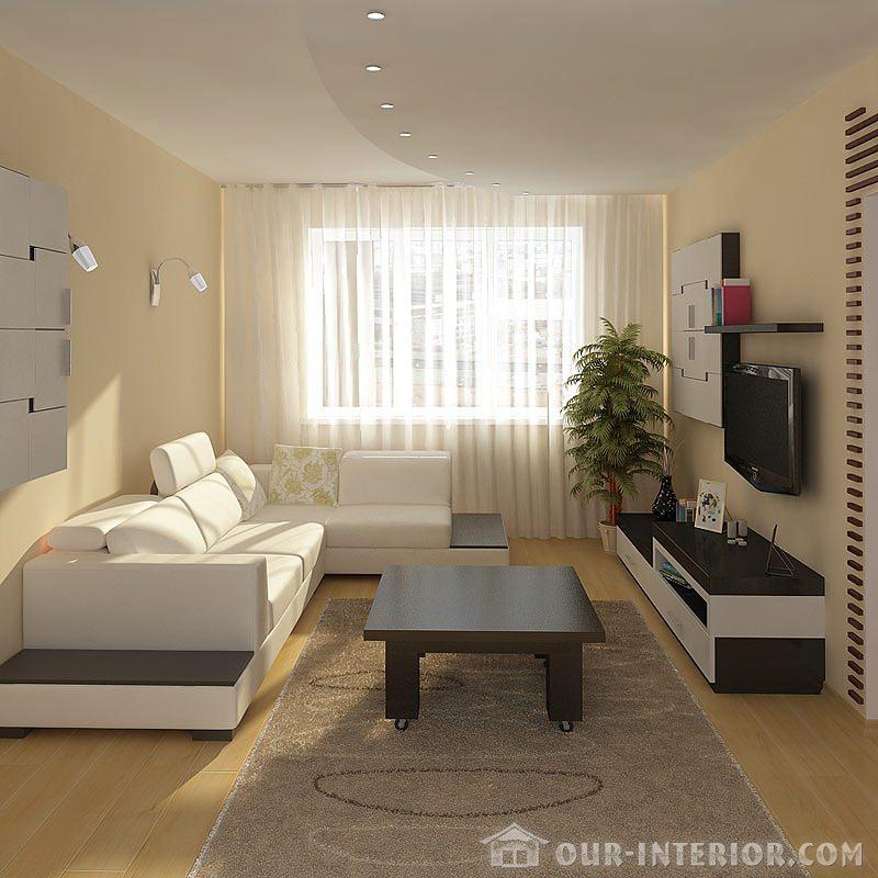 угловой диван в интерьере эксклюзивно на Our Interiorcom