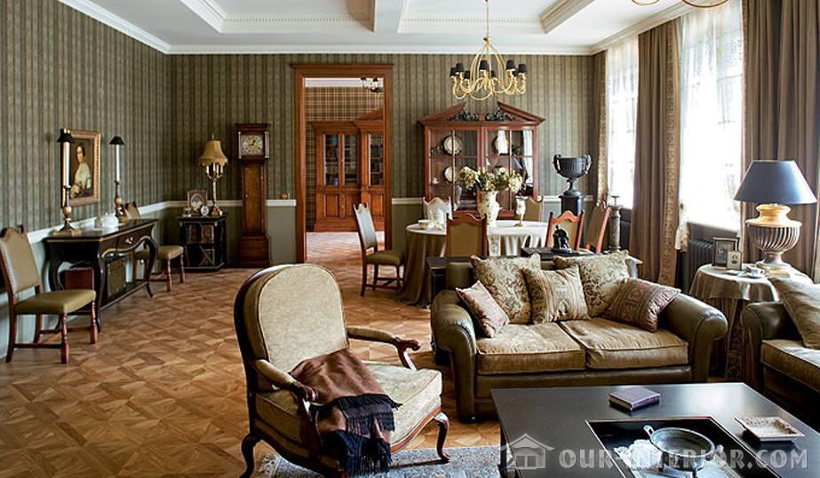 4717e01febb76f Викторианский стиль в интерьере - эксклюзивно на Our-Interior.com