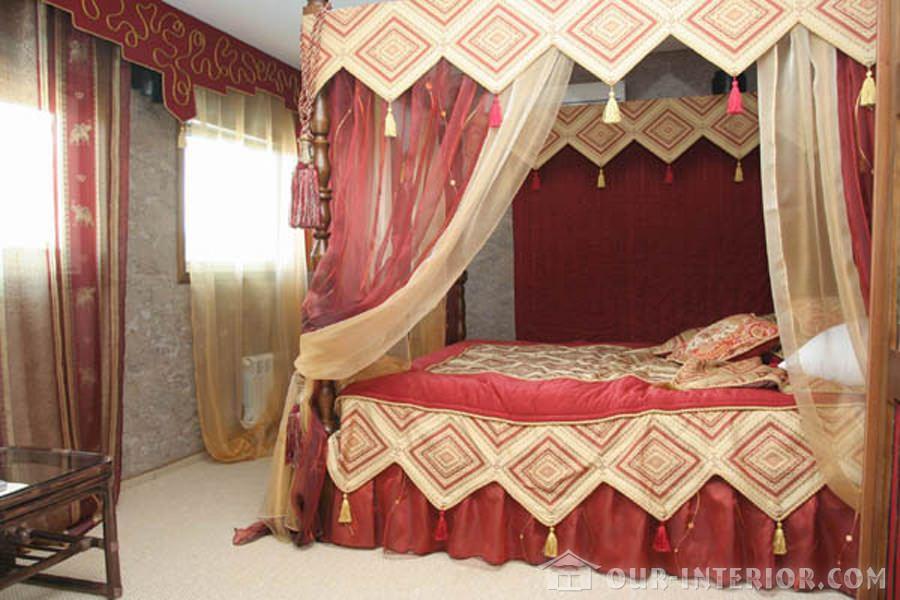 Восточный стиль интерьера в вашей гостиной - эксклюзивно на Our-Interior.com