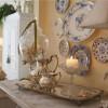 Фарфор и керамика для декора кухни — какой стиль выбрать?