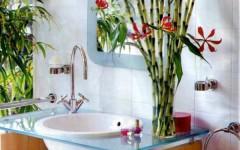 Украшаем правильно ванную комнату