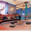 Восточный стиль интерьера в вашей гостиной