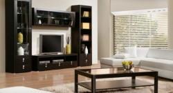 Стенки и другие предметы мебели для гостиных комнат