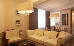 Дизайн столовой-гостиной: органичное сочетание зон
