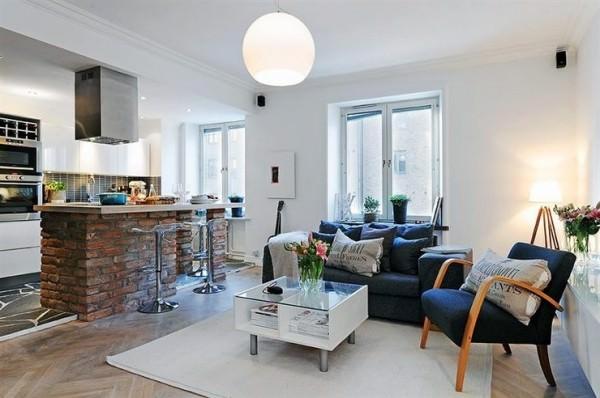 Интерьер квартиры хрущевки - фото и советы