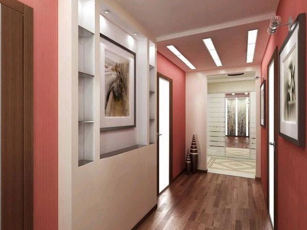 Декорируем коридор