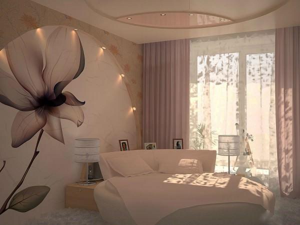 Цвет спальни для сексуальной активности