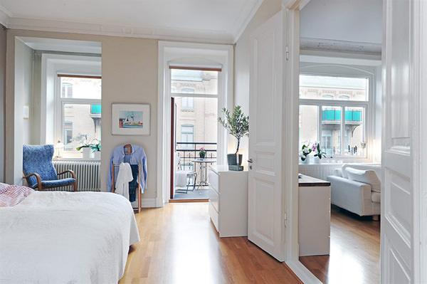 Интерьер двухкомнатной квартиры - фото и советы
