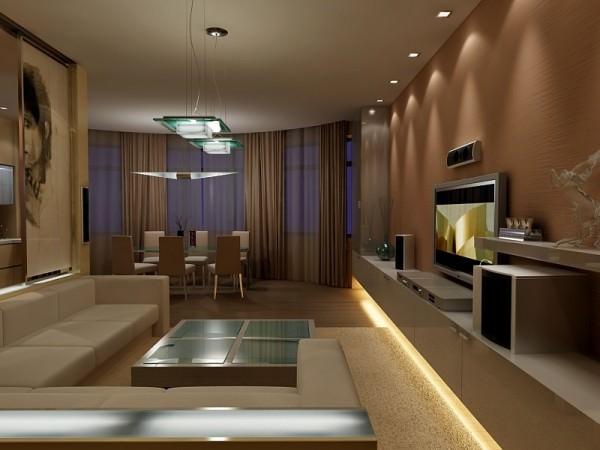 Интерьер квартиры и дома в картинках