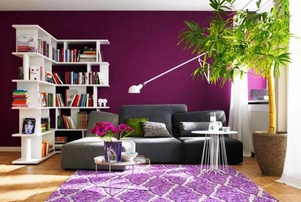 Цветовое решение интерьера