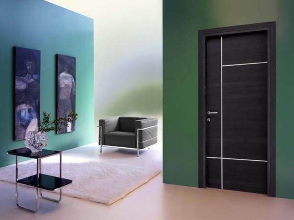Межкомнатные двери в интерьере фото и советы