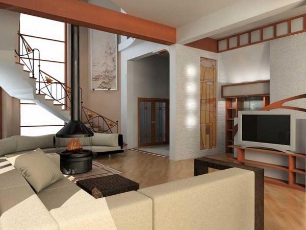 Модные интерьеры квартир