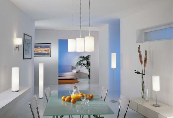 Роль света и освещения в интерьере квартиры