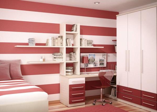 Полосатый интерьер - добавим помещению стиля...