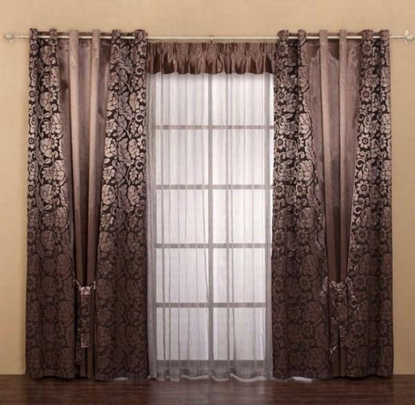 Как подобрать шторы к интерьеру - как выбрать шторы для спальни, гостиной и кухни…