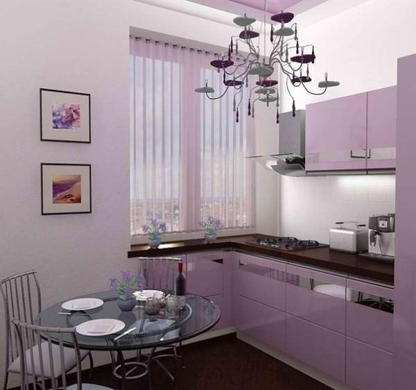 Кухня в стиле эклектика – яркий пример современного образца кухонного помещения