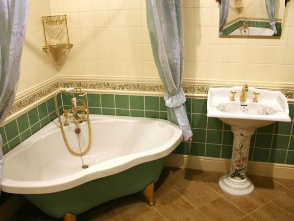 Пять проблем в ванных комнатах и их решение