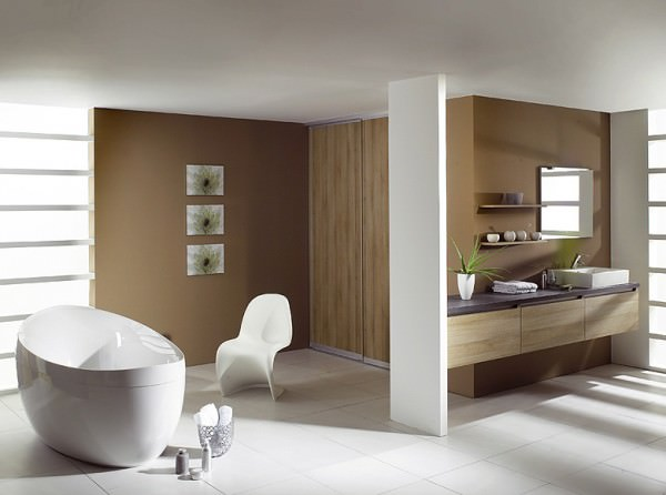 Хороший дизайн ванной комнаты – нечто большее, чем простое стремление отличиться