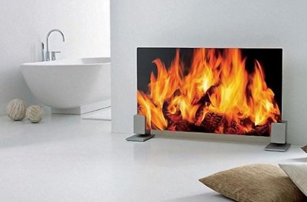 Экраны для радиаторов тоже могут быть модными и стильными!