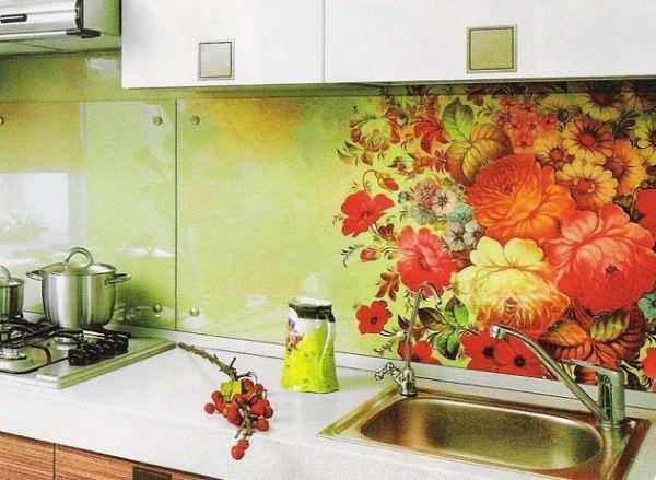 Кухонный фартук – какой он?