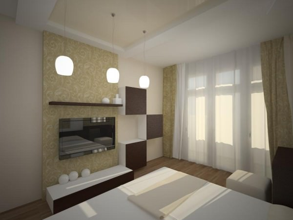 Интерьер квартиры в панельном доме