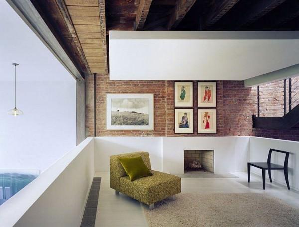 Нью-йоркский стиль: в интерьере городской лофт