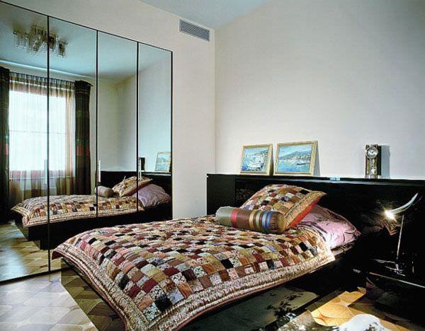 Современные дизайнерские приемы – делаем спальню просторнее!