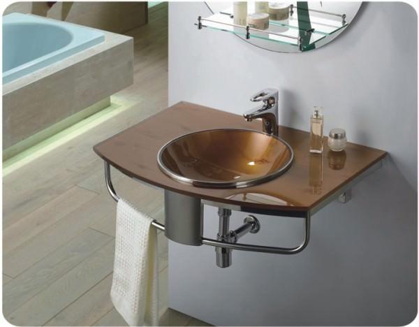 Выбираем умывальник в ванную комнату: «мойдодыр» и стеклянные раковины?