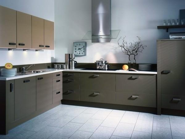 Кухня серого цвета — не значит «серая»!