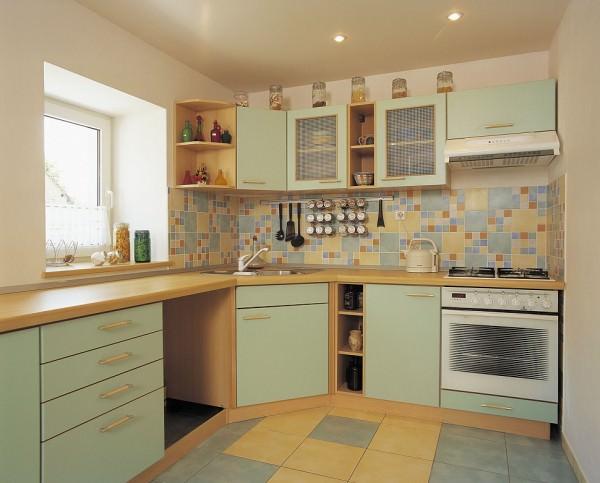 Модные идеи кухонной плитки
