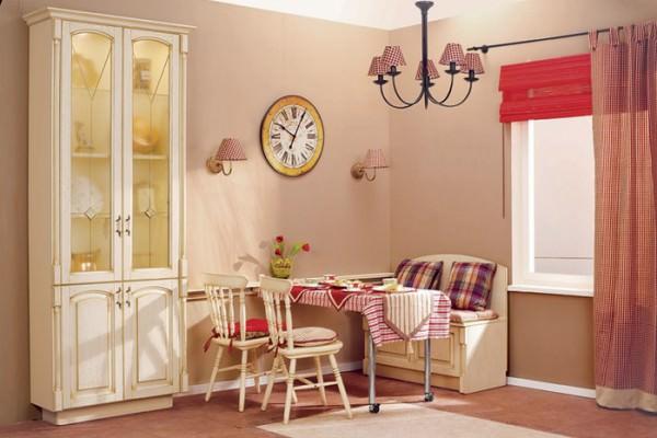 Кухня в ретро стиле!