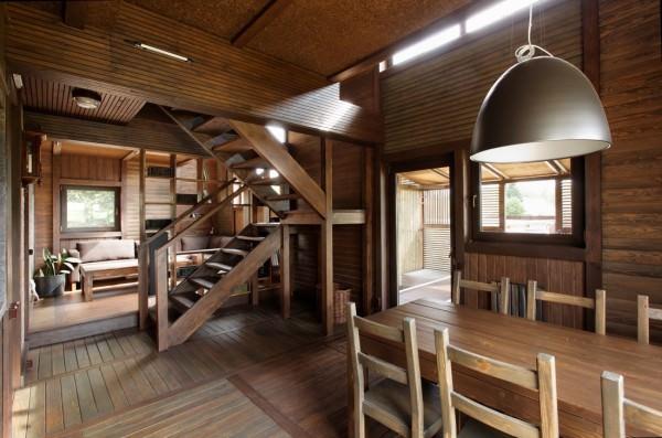 Дизайн на даче своими руками в доме