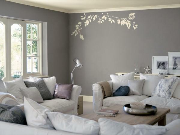 Серый цвет в интерьере вашей квартиры