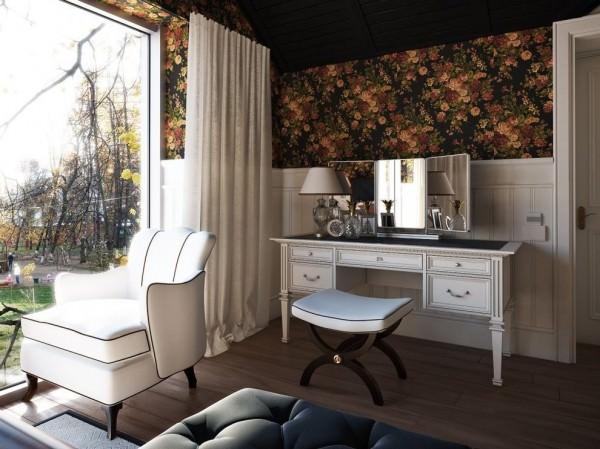 Идеи оформления будуара - самой женской комнаты