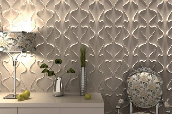 Идеи для отделки стен (часть 2)